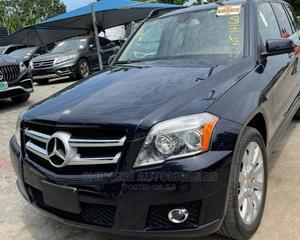 Mercedes-Benz GLK-Class 2011 350 4MATIC Blue | Cars for sale in Lagos State, Amuwo-Odofin