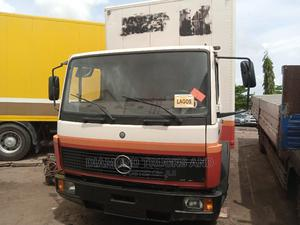 Mercedes Benz 814 Container Body Truck Multi Colour | Trucks & Trailers for sale in Lagos State, Apapa