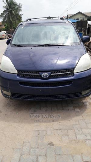 Toyota Sienna 2005 Blue | Cars for sale in Lagos State, Amuwo-Odofin