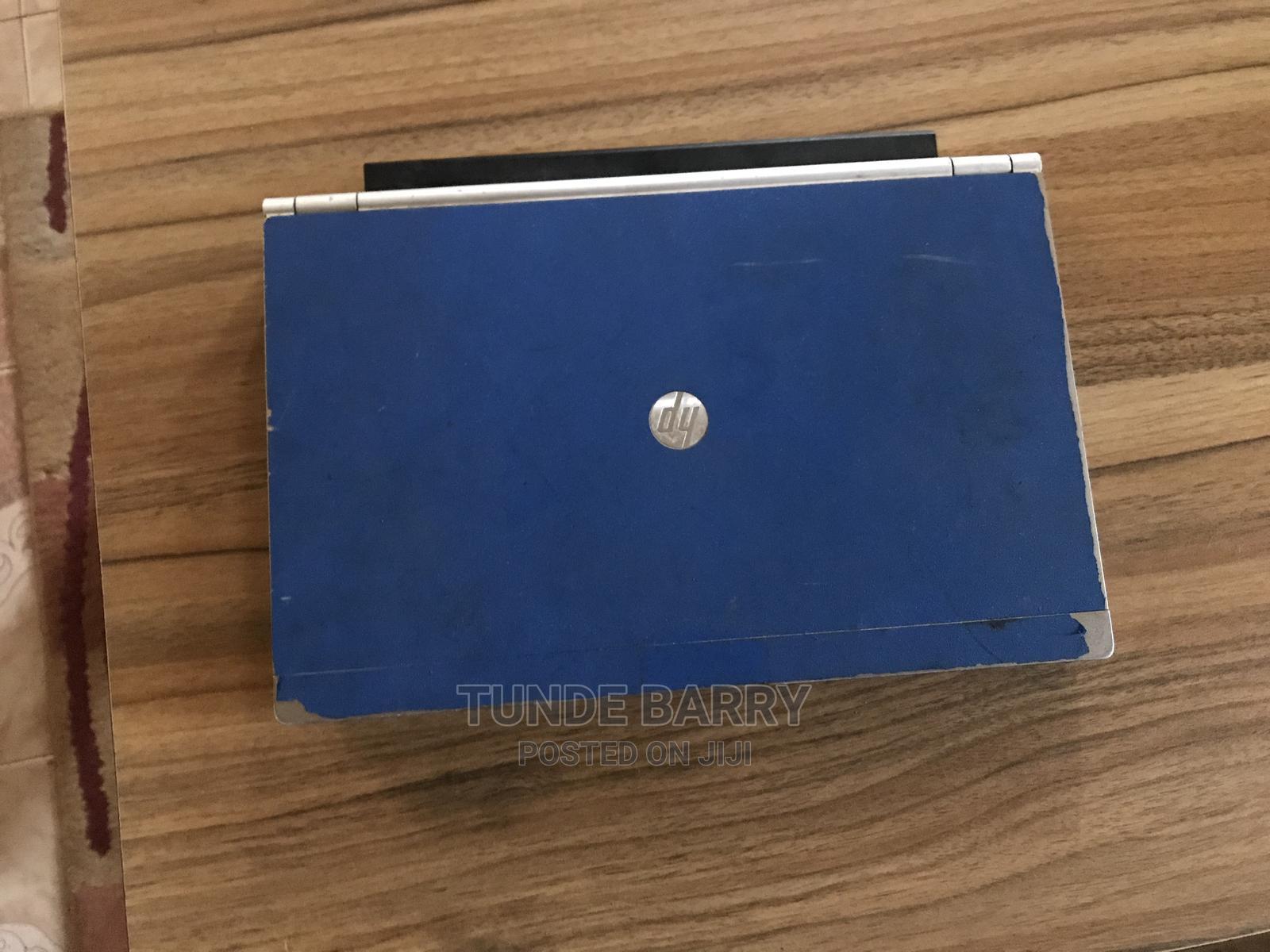 Archive: Laptop HP EliteBook 8470P 6GB Intel Core I5 256GB