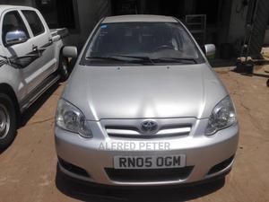 Toyota Corolla 2005 Liftback Silver | Cars for sale in Kaduna State, Kaduna / Kaduna State