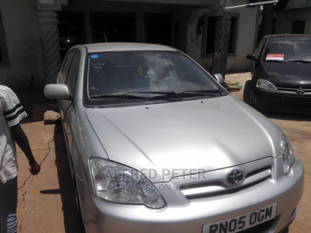 Toyota Corolla 2005 Liftback Silver | Cars for sale in Kaduna / Kaduna State, Kaduna State, Nigeria