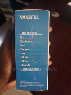 Water Test Strips 10in1 for Corrosion Testing | Home Accessories for sale in Rivers State, Port-Harcourt