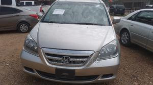 Honda Odyssey 2006 Touring Silver | Cars for sale in Abuja (FCT) State, Central Business Dis