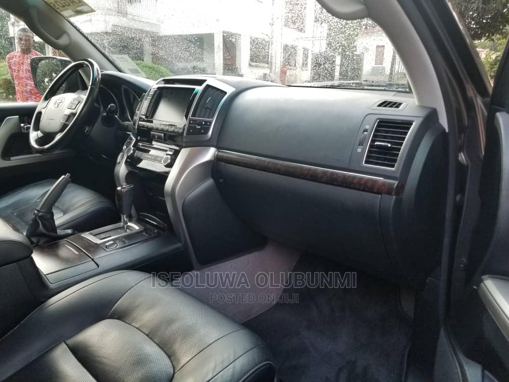 Toyota Land Cruiser 2013 4.6 V8 AX G Selection Gray   Cars for sale in Abeokuta South, Ogun State, Nigeria