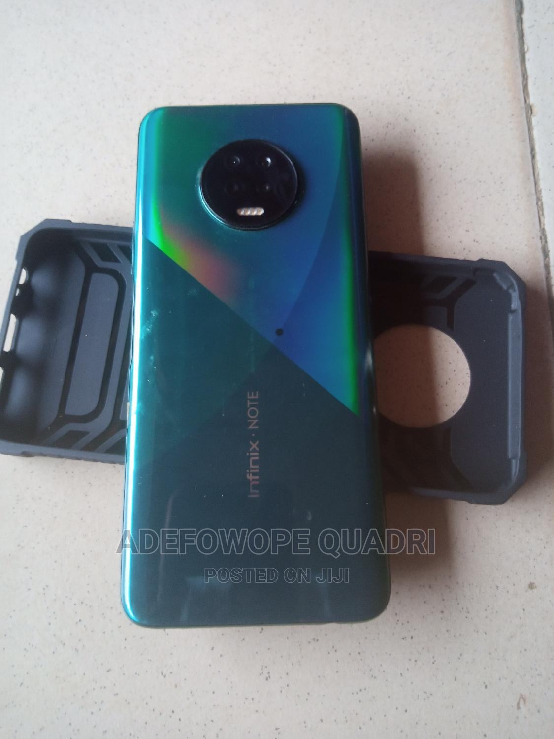 Archive: Infinix Note 7 64 GB Green