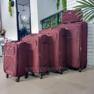One Small Hand Bag Plus 4 Trolley Star Express Bag | Bags for sale in Lagos State, Ikeja