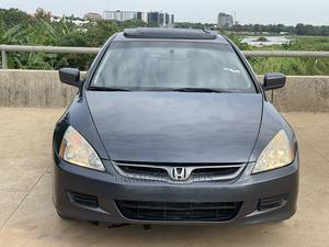 Honda Accord 2006 Coupe EX Gray | Cars for sale in Abuja (FCT) State, Kado