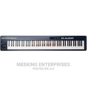 M-Audio Keystation 88 Key Usb/Midi Keyboard Controller   Audio & Music Equipment for sale in Lagos State, Ojo