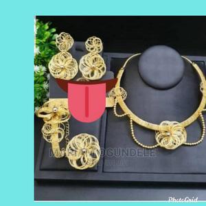 Beautiful Brazilian Gold   Jewelry for sale in Lagos State, Magodo