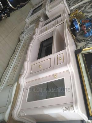Luxury Fireplace Tv Stand | Furniture for sale in Lagos State, Amuwo-Odofin
