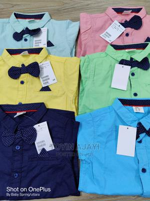Boys Original Shirts   Children's Clothing for sale in Lagos State, Ojodu