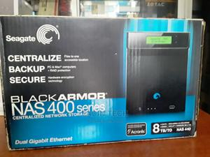 Seagate 8TB (4x2tb) Blackarmor NAS 440 Network Storage | Computer Hardware for sale in Lagos State, Ikeja