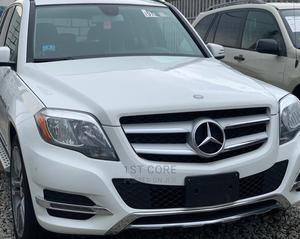 Mercedes-Benz GLK-Class 2013 350 4MATIC White | Cars for sale in Lagos State, Ojodu