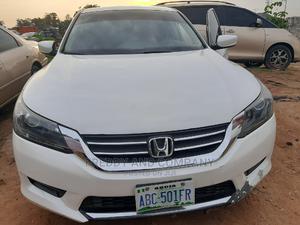 Honda Accord 2014 White | Cars for sale in Abuja (FCT) State, Gaduwa