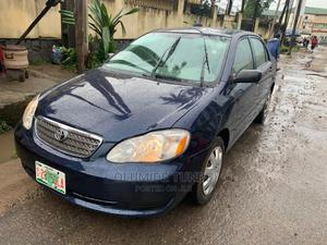 Toyota Corolla 2007 1.4 D-4d Automatic Blue | Cars for sale in Lagos State, Yaba