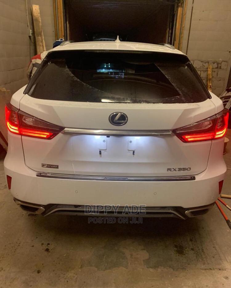 Archive: Lexus RX 2017 White