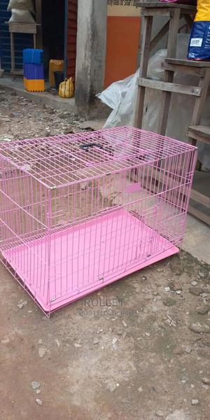 Imported Dog Cage | Pet's Accessories for sale in Lagos State, Ikotun/Igando