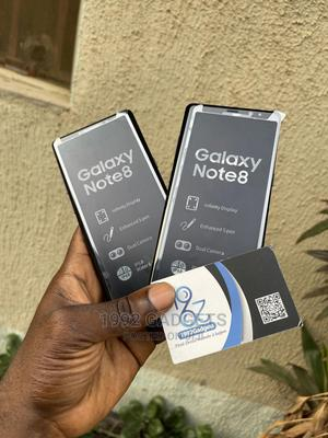 Samsung Galaxy Note 8 64 GB Black | Mobile Phones for sale in Lagos State, Ikeja