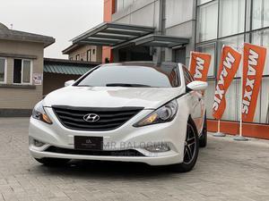 Hyundai Sonata 2011 White | Cars for sale in Lagos State, Amuwo-Odofin