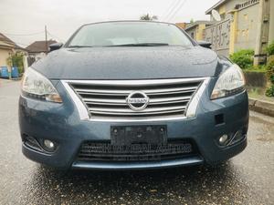 Nissan Sentra 2013 SR Blue | Cars for sale in Lagos State, Ikeja