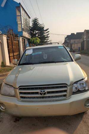 Toyota Highlander 2006 V6 Gold | Cars for sale in Lagos State, Ajah