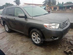 Toyota Highlander 2010 Limited Gray   Cars for sale in Lagos State, Isolo