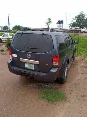 Nissan Pathfinder 2003 SE AWD SUV (3.5L 6cyl 4A) Gray | Cars for sale in Ogun State, Ijebu Ode