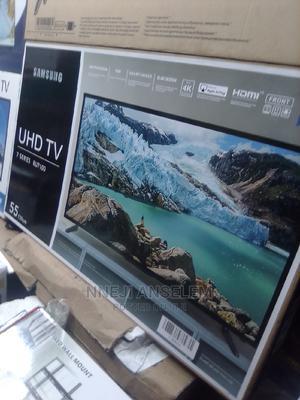 55inch Smart Samsung Led Tv Full HD   TV & DVD Equipment for sale in Lagos State, Lagos Island (Eko)