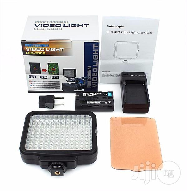 Professional Camera LED Video Light LED 5009