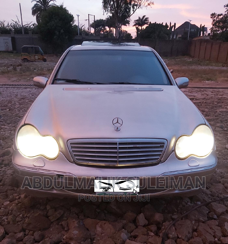 Archive: Mercedes-Benz C240 2002 Silver