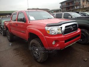 Toyota Tacoma 2008 Red   Cars for sale in Lagos State, Isolo