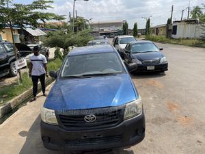 Toyota Hilux 2012 2.0 VVT-i SRX Blue   Cars for sale in Lagos State, Ikeja