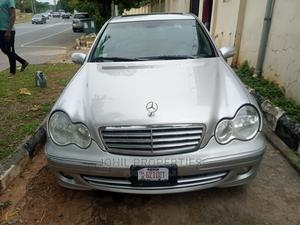 Mercedes-Benz C240 2005 Silver | Cars for sale in Abuja (FCT) State, Maitama
