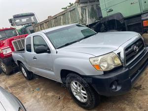Toyota Tacoma 2007 Access Cab Silver | Cars for sale in Lagos State, Amuwo-Odofin