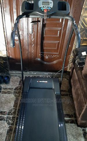 Confidence 1.1hp Foldable Motorized Treadmill   Sports Equipment for sale in Lagos State, Isolo