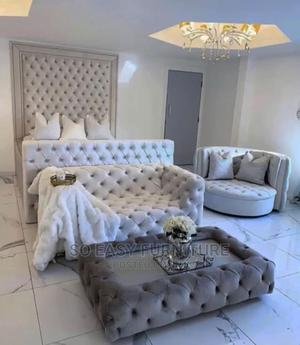 Set of King Size Bed   Furniture for sale in Lagos State, Amuwo-Odofin