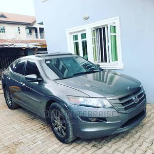 Honda Accord CrossTour 2010 EX-L Gray | Cars for sale in Lagos State, Ogba