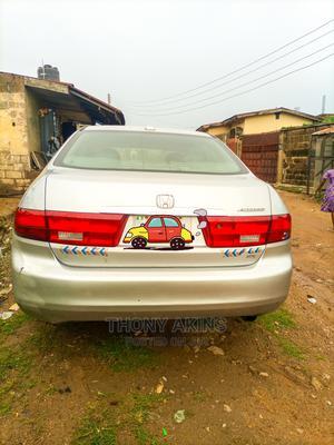 Honda Accord 2005 Silver | Cars for sale in Oyo State, Ibadan
