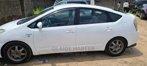 Toyota Prius 2007 Hybrid 1.5 White | Cars for sale in Lagos State, Surulere