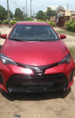 Toyota Corolla 2018 LE (1.8L 4cyl 2A) Red | Cars for sale in Lagos State, Amuwo-Odofin