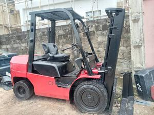2013 Red Forklift IFT Truck | Automotive Services for sale in Lagos State, Ikeja