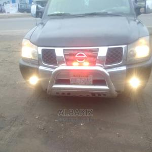 Nissan Titan 2006 King Cab LE Black | Cars for sale in Rivers State, Port-Harcourt