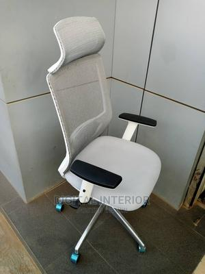 Italian Executive White Office Chair | Furniture for sale in Lagos State, Lekki