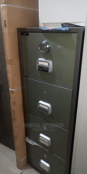 4 Drawer Fire Proof Save 701 | Safetywear & Equipment for sale in Lagos State, Apapa