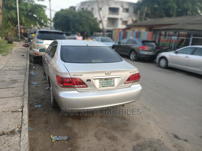 Lexus ES 2005 330 Silver   Cars for sale in Surulere, Lagos State, Nigeria