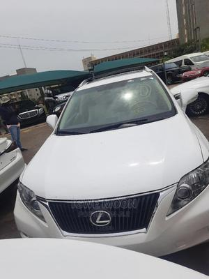 Lexus RX 2010 350 White | Cars for sale in Abuja (FCT) State, Central Business Dis