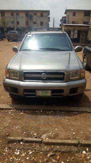 Nissan Pathfinder 2003 LE AWD SUV (3.5L 6cyl 4A) Beige   Cars for sale in Lagos State, Alimosho