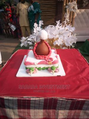 Traditional Cake | Party, Catering & Event Services for sale in Abia State, Aba North
