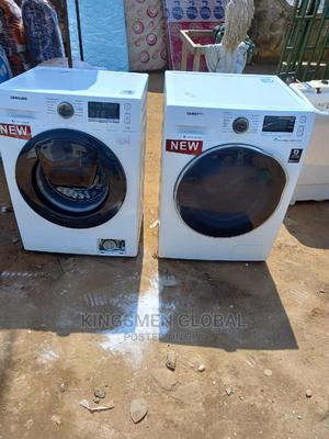 Samsung Inverter Front Loader Automatic Washing Machine | Home Appliances for sale in Lagos State, Ikorodu